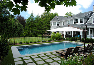 Custom Pool Designs, Poolscapes & Spas