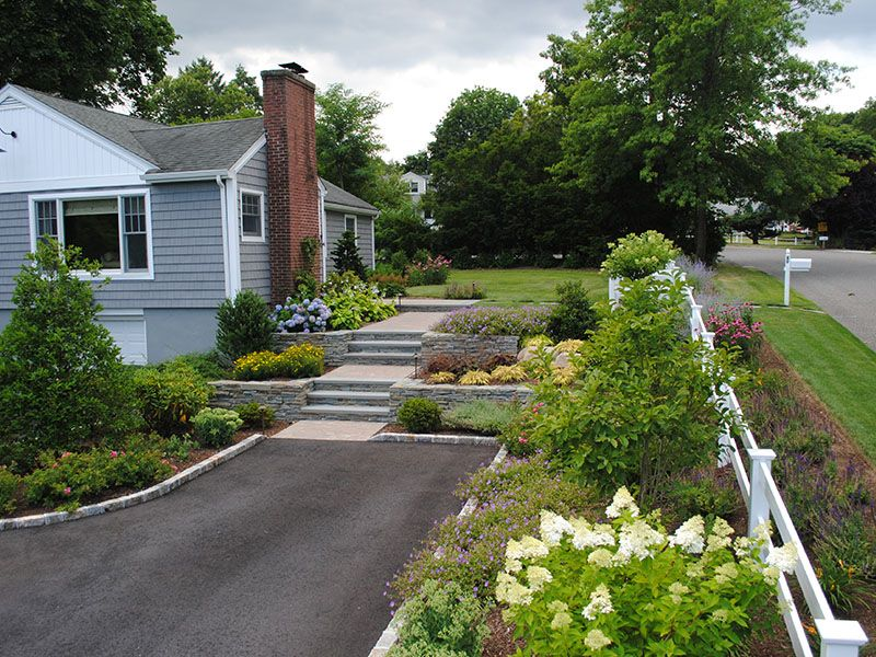 Project Story - After Landscape Design