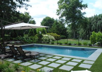 Project Story - After Renovation / Pool Installation