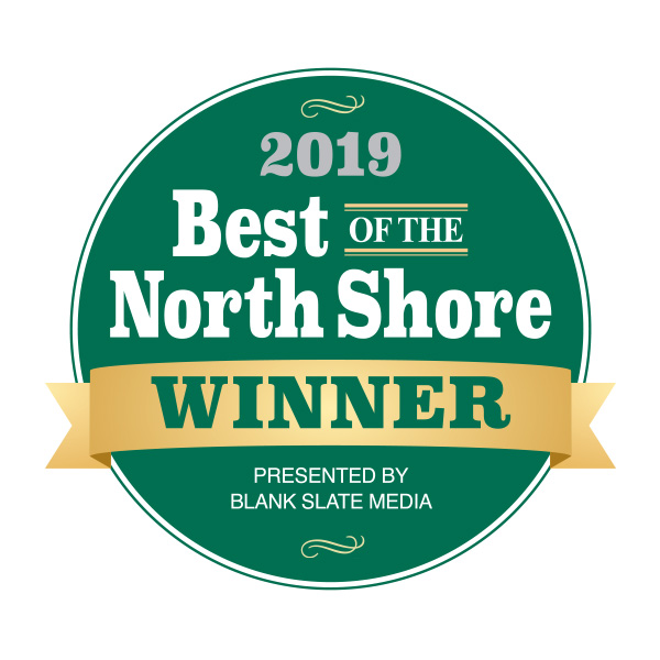 Best of the North Shore Winner 2019 Logo