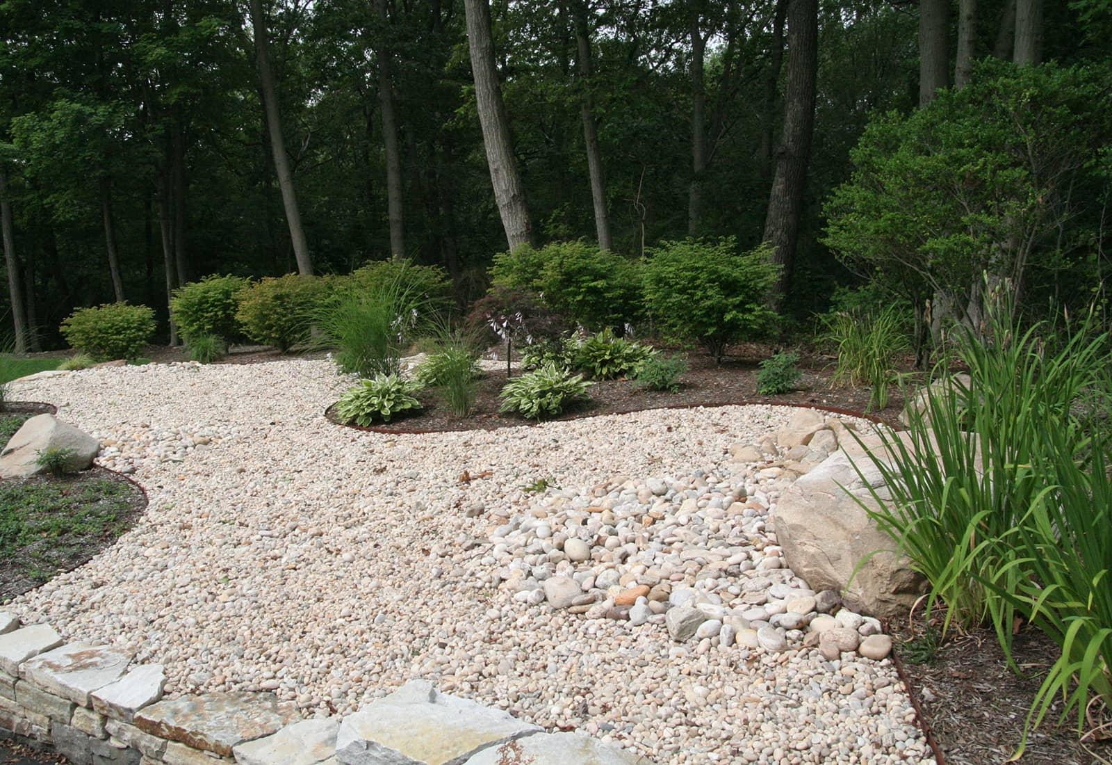 Zen Border Garden