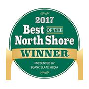 Best of the North Shore Winner 2017 Logo