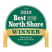 Best of the North Shore Winner 2018 Logo