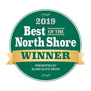 Best of the North Shore Winner 2019 Logo