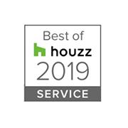 Best of Houzz 2019 Service Award