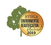 NYSNLA Enviornmental Beautification Award 2019